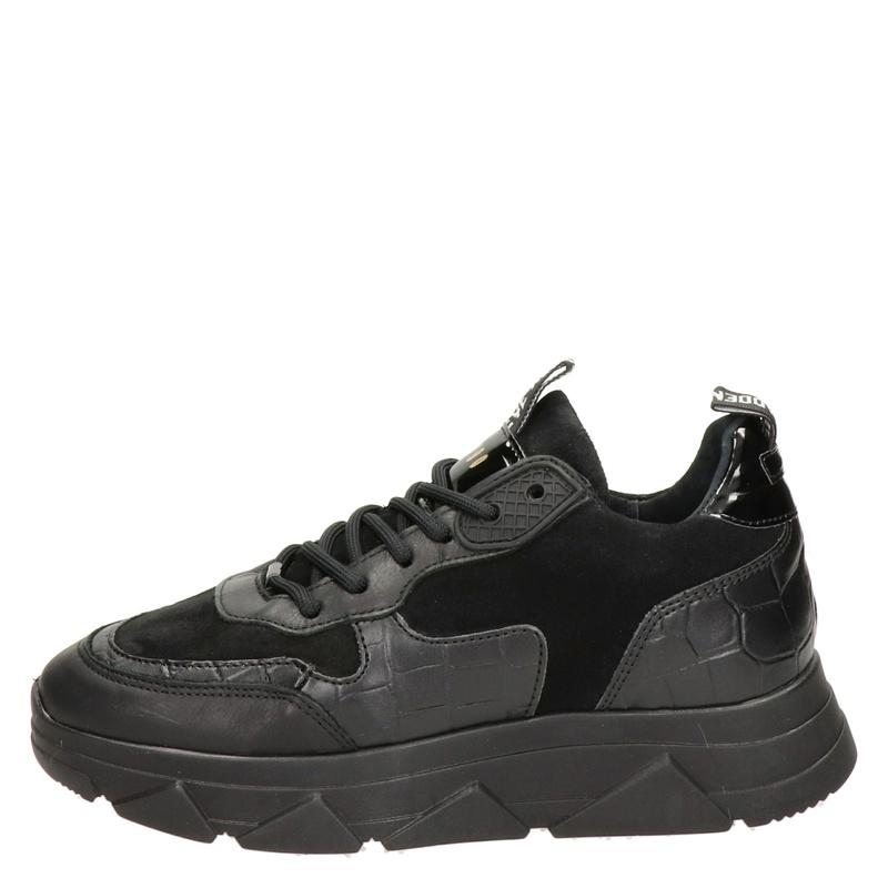 Steve Madden Pitty - Dad Sneakers - Zwart