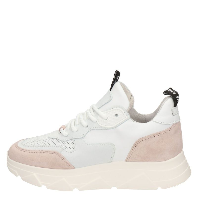 Steve Madden Pitty - Dad Sneakers - Wit