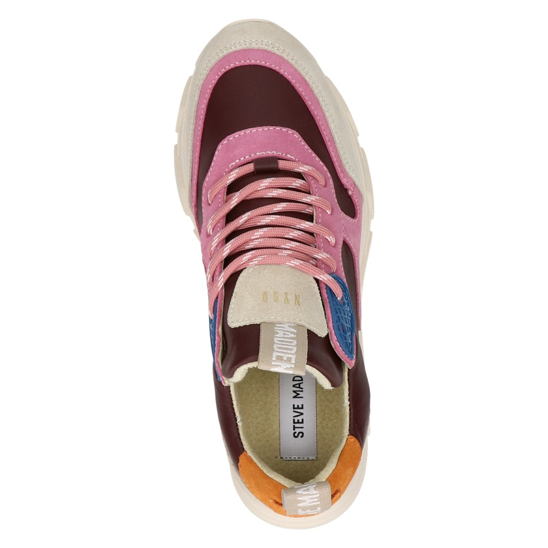 Steve Madden Pitty - Dad Sneakers - Rood