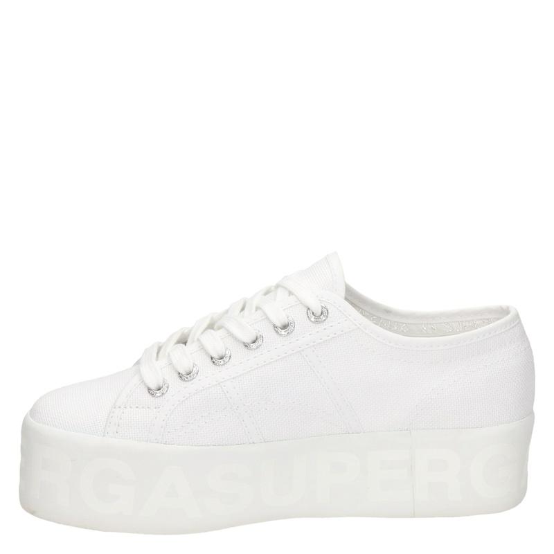Superga - Platform sneakers - Wit