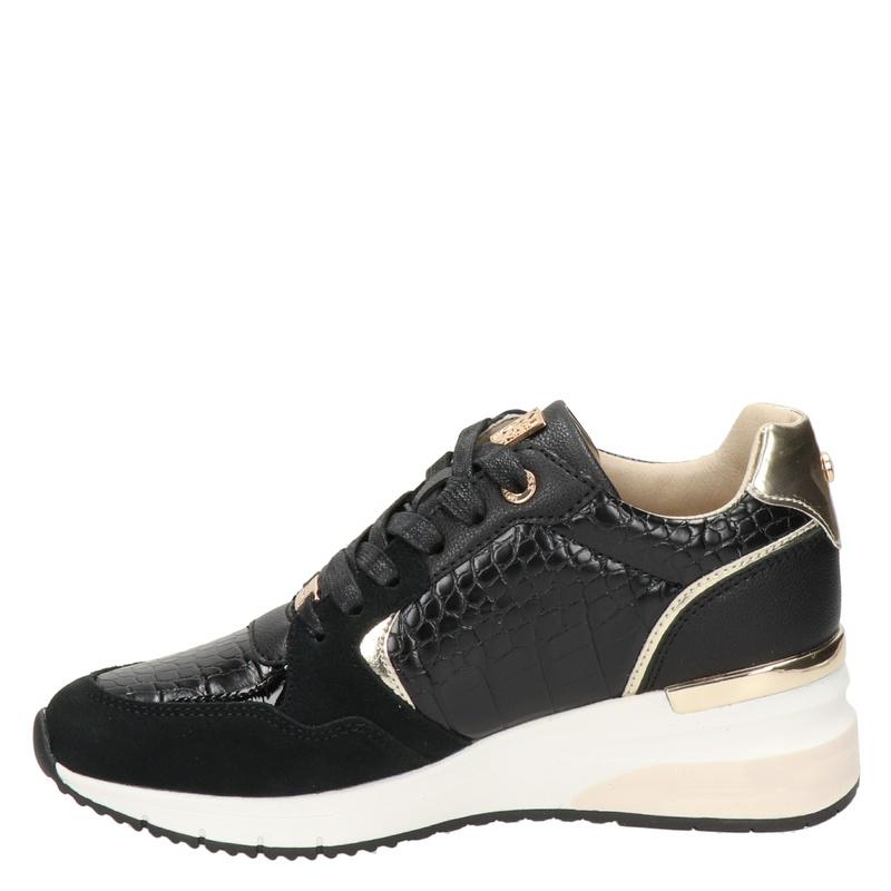 Mexx Gena - Lage sneakers - Zwart