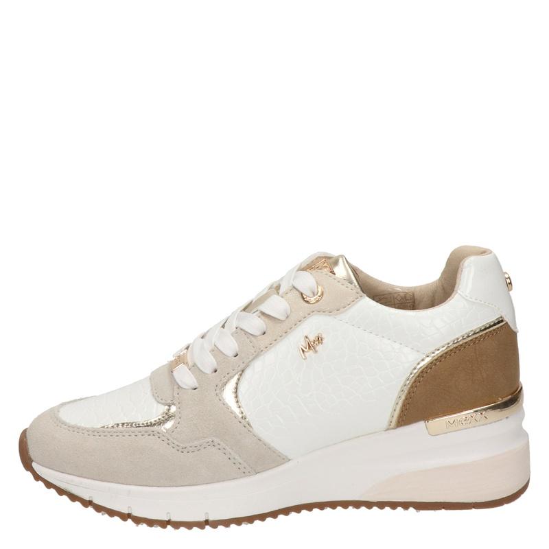 Mexx Gena - Lage sneakers - Wit