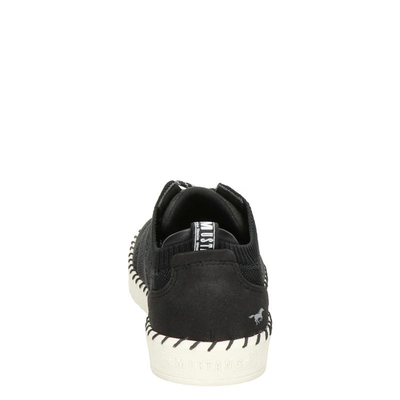 Mustang - Lage sneakers - Zwart