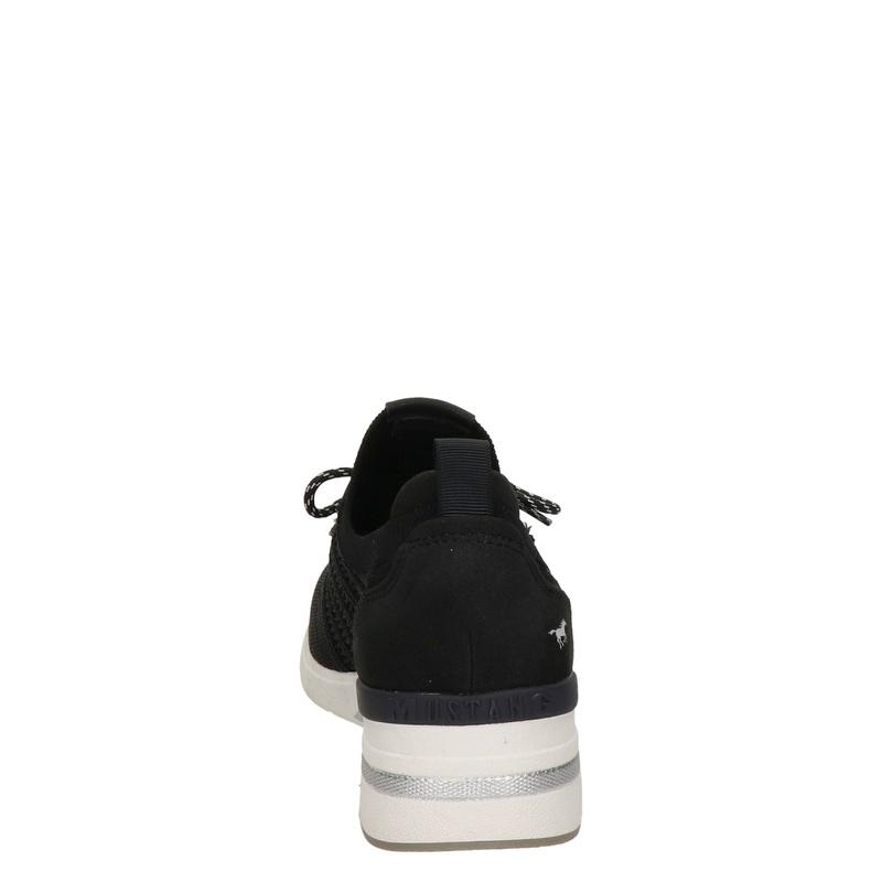 Mustang - Sneakers - Zwart