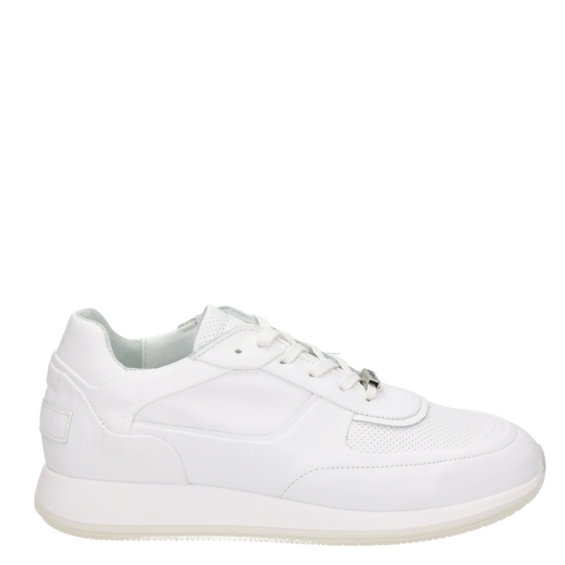 Shabbies Amsterdam - Lage sneakers - Wit