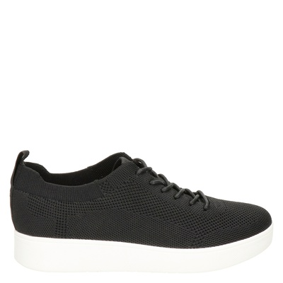 Fitflop Rally - Lage sneakers - Zwart