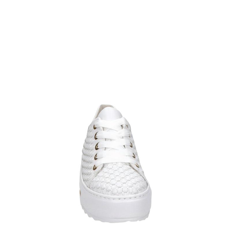 Gabor - Lage sneakers - Wit