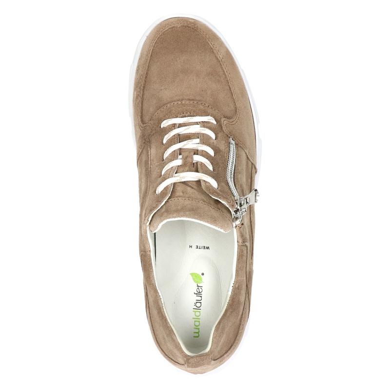 Waldläufer - Lage sneakers - Taupe