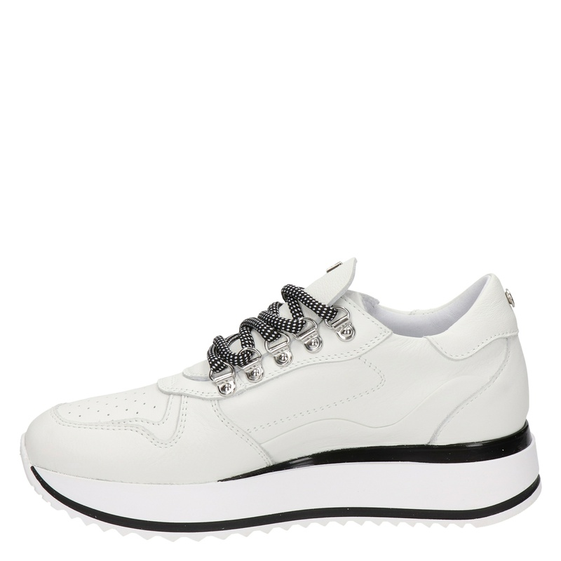Red Rag - Dad Sneakers - Wit