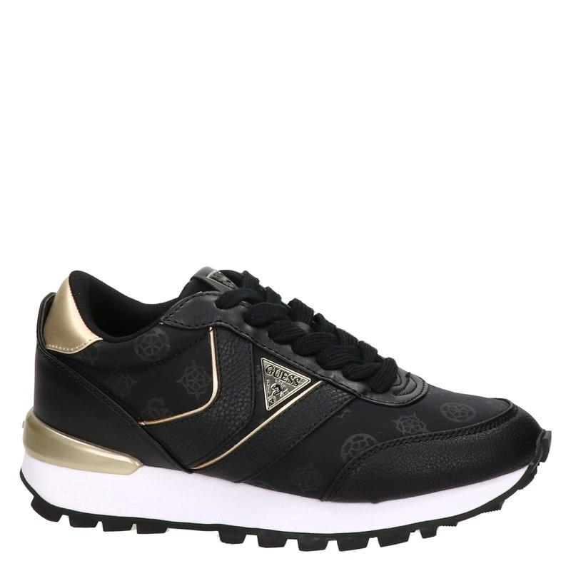 Guess Samsin - Lage sneakers - Zwart