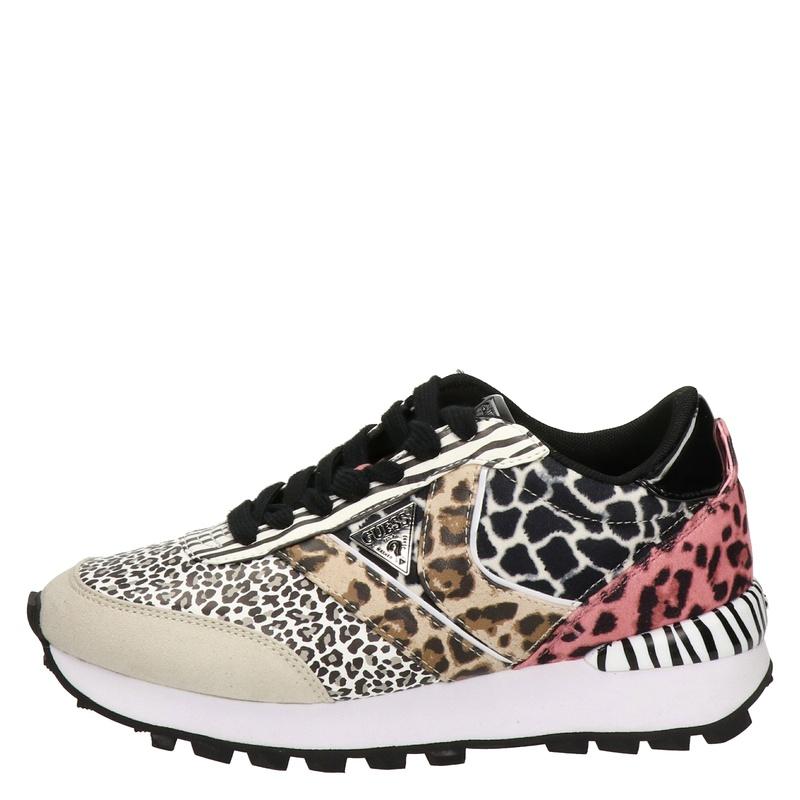 Guess Samsin - Lage sneakers - Multi