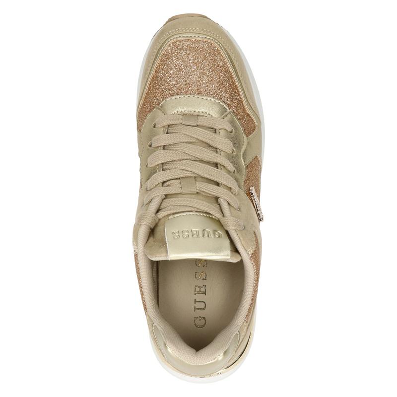 Guess Maybel - Lage sneakers - Goud
