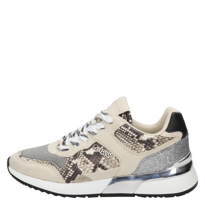 Guess Maybel - Lage sneakers - Beige