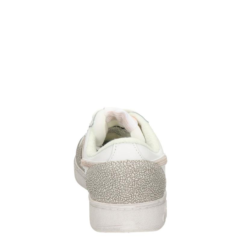 Diadora Magic Basket Low - Lage sneakers - Beige