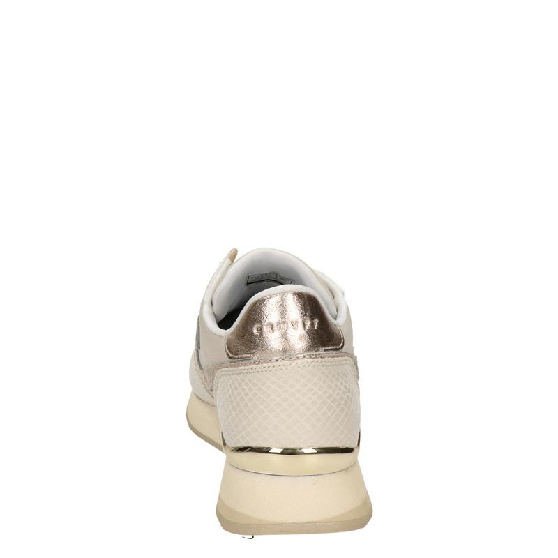 Cruyff Parkrunner - Lage sneakers - Ecru