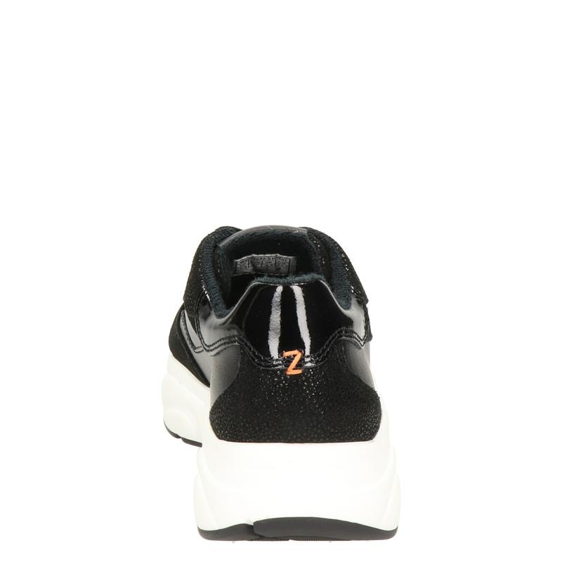 Hub - Dad Sneakers - Zwart