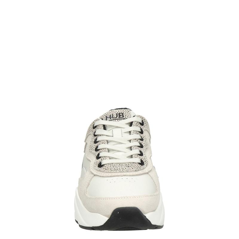 Hub - Dad Sneakers - Ecru
