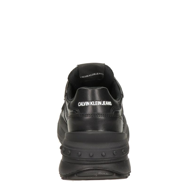 Calvin Klein - Dad Sneakers - Zwart