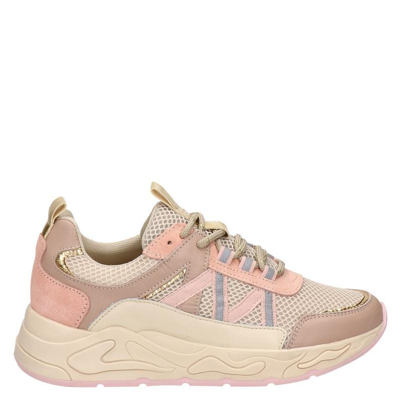 Nelson - Dad Sneakers - Roze