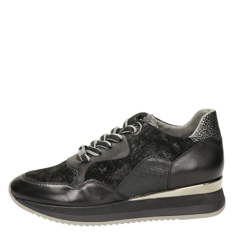 Regarde le ciel - Lage sneakers - Zwart