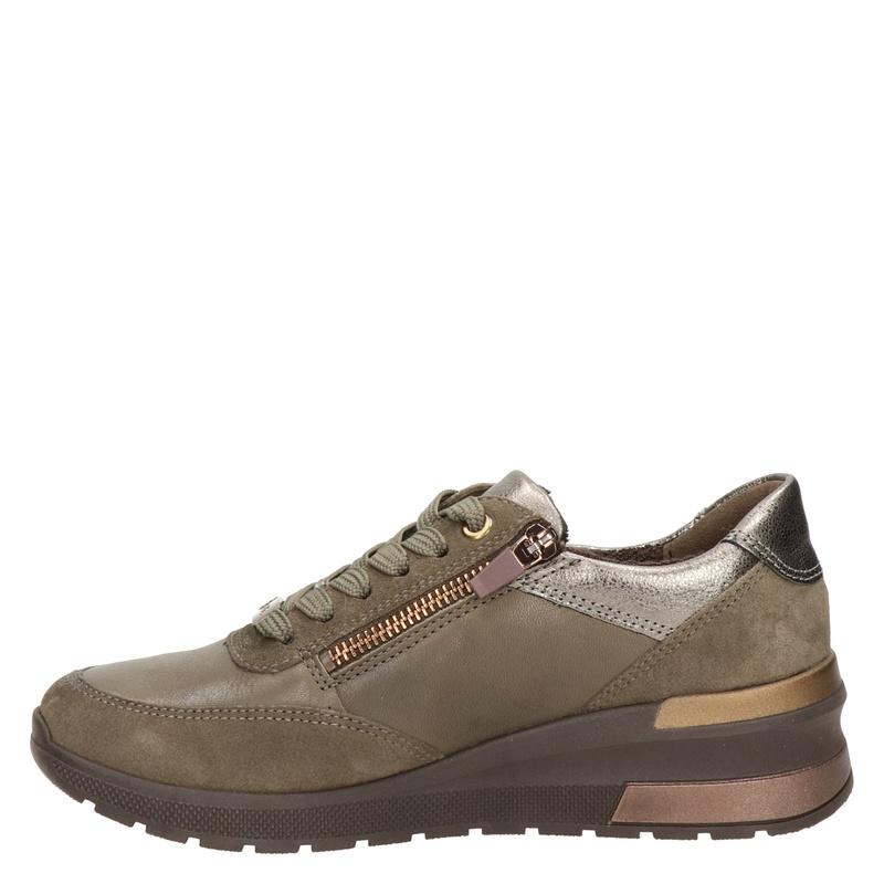 Ara Neapel Tron - Lage sneakers - Taupe