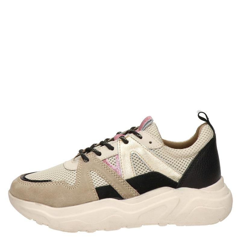 PS Poelman Year - Dad Sneakers - Beige