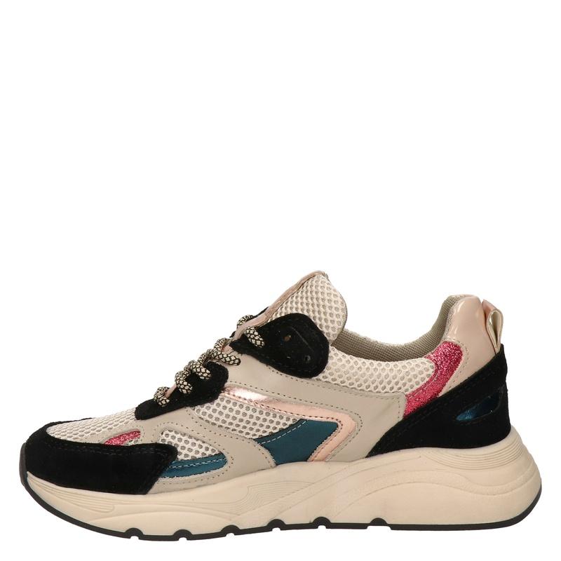 Nelson - Dad Sneakers - Zwart