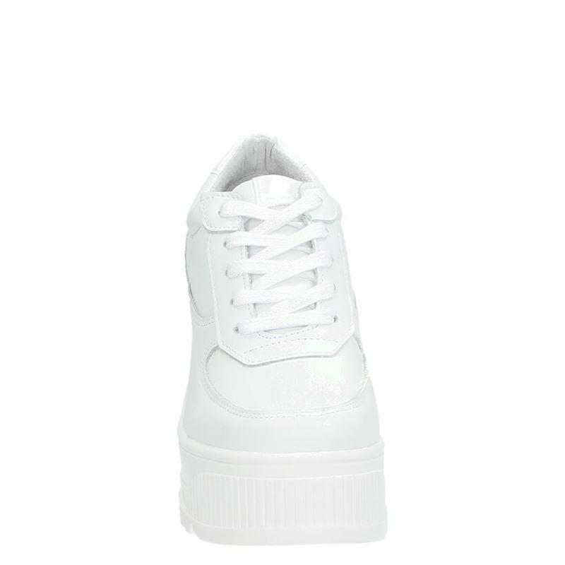 Nelson Yassie - Platform sneakers - Wit