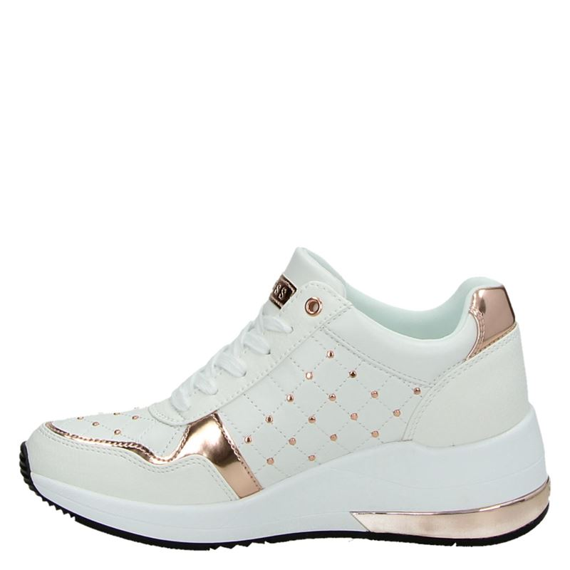 Guess - Hoge sneakers - Wit