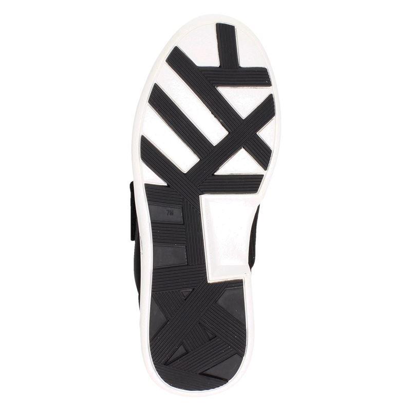 Kendall + Kylie - Hoge sneakers - Zwart