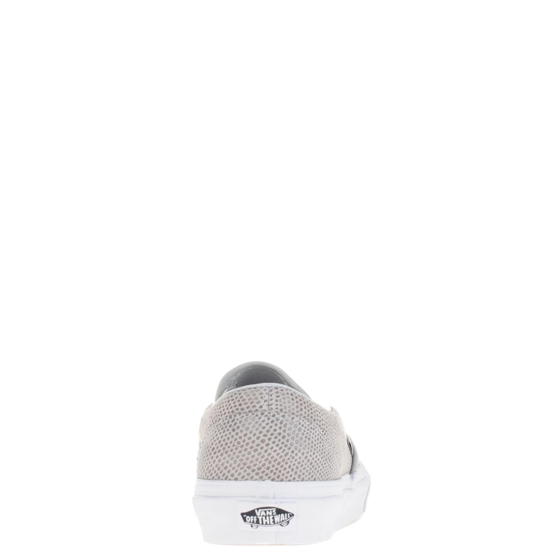 41c9814446b Vans Classic Slip-On dames instapschoenen grijs