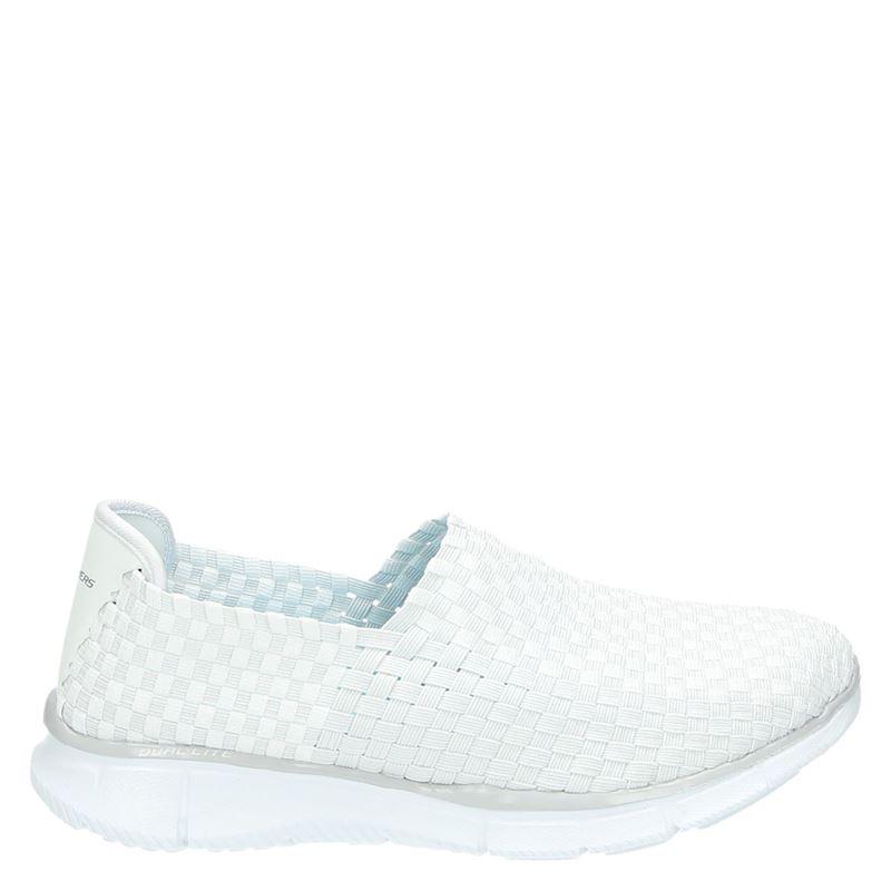 Skechers Blanc Chaussures Avec Entrée Pour Femmes Pk7ZURhkpe