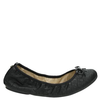 Butterflytwists dames ballerinas zwart
