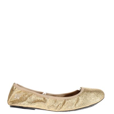 Butterflytwists dames ballerinas goud