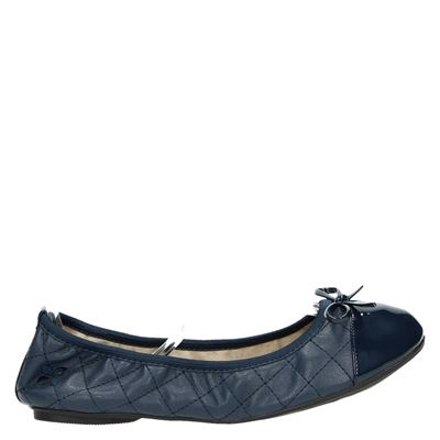 Butterflytwists dames ballerinas blauw