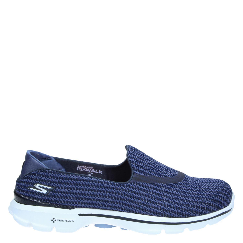 Slip Bleu Skechers pn85ppc