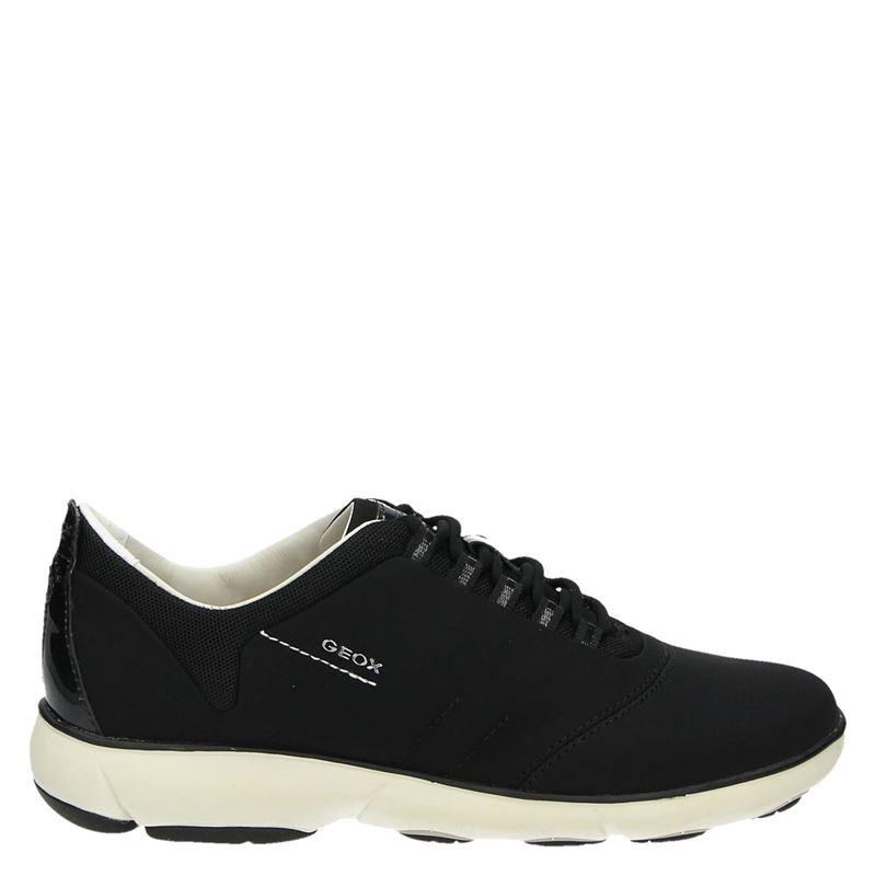 MesFemmes Geox D Nébuleuse Une Chaussure - Noir (noir), Taille: 39