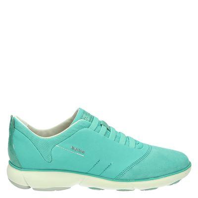 Geox dames sneakers blauw