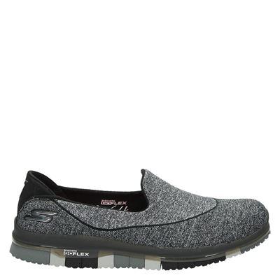 Skechers dames sneakers zwart