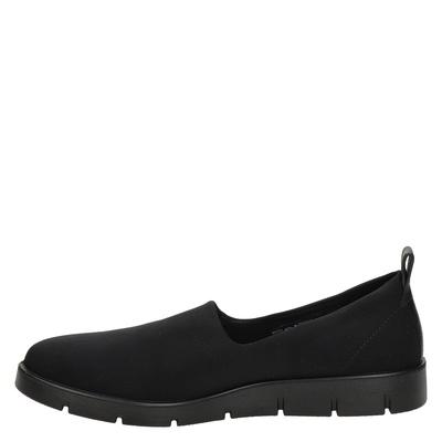 Ecco Belladames mocassins & loafers Zwart