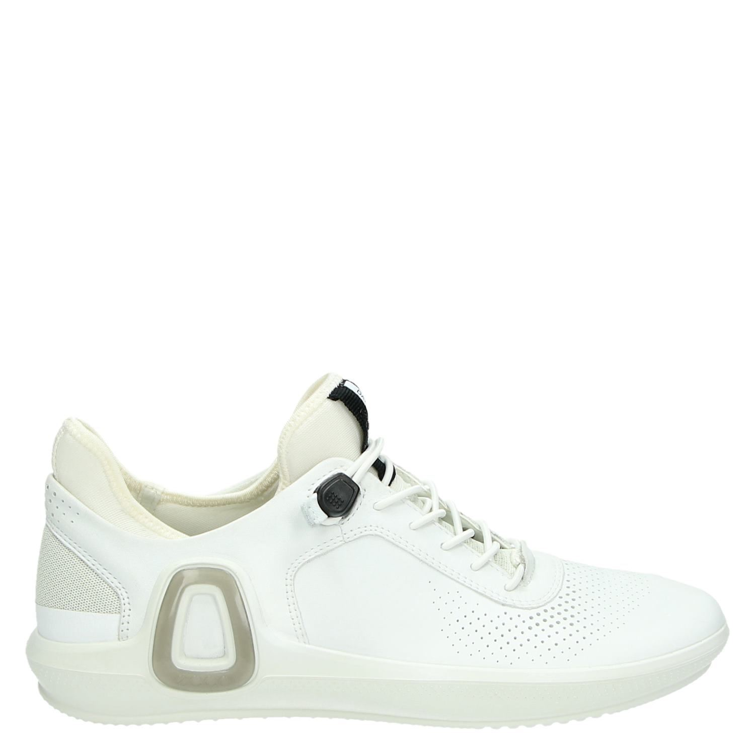 Intrinsic Dames Ecco Wit Lage Sneakers ZUdAwq5d