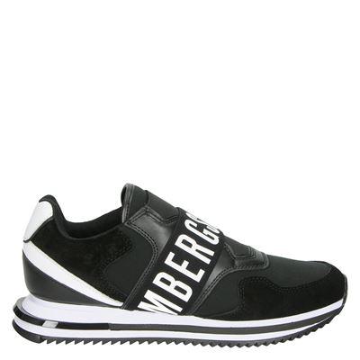 Bikkembergs dames sneakers zwart