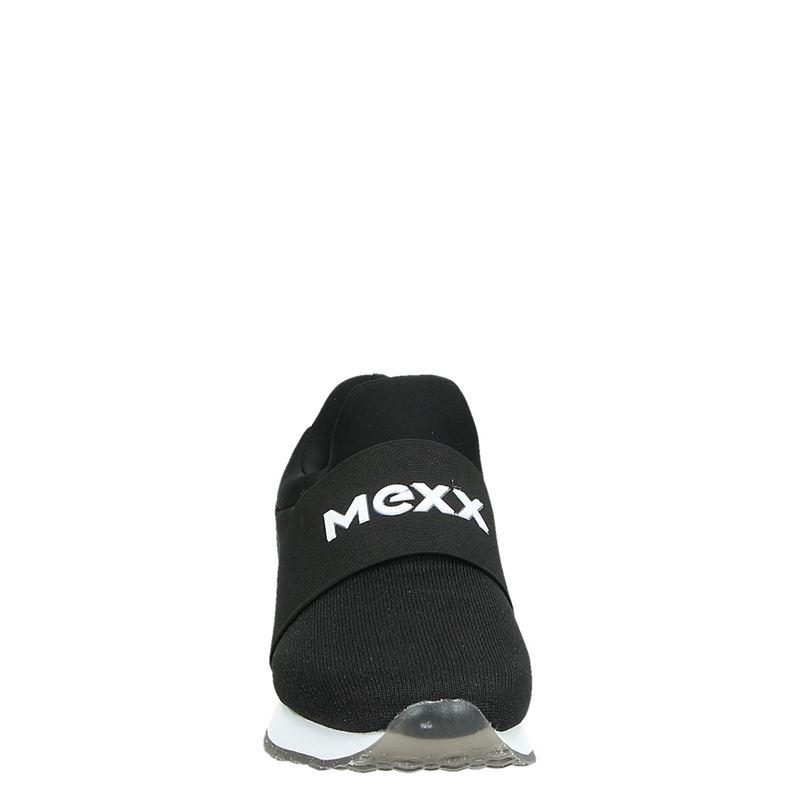 Mexx - Instapschoenen - Zwart