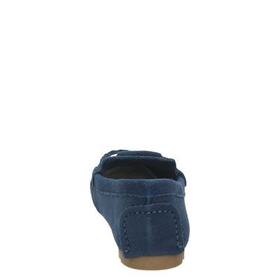 Tamaris dames mocassins & loafers Blauw