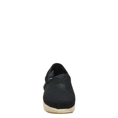 Bobs dames mocassins & loafers Zwart
