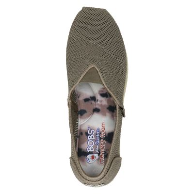 Bobs dames mocassins & loafers Taupe