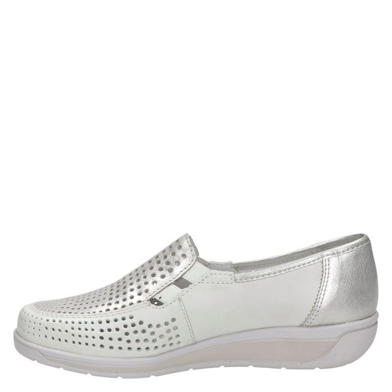 Ara - Instapschoenen voor dames - Wit  03214578