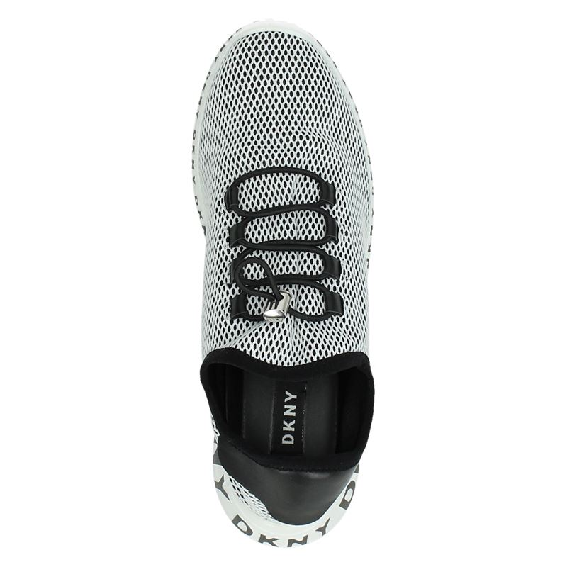 DKNY Mel Lace Up - Lage sneakers - Multi