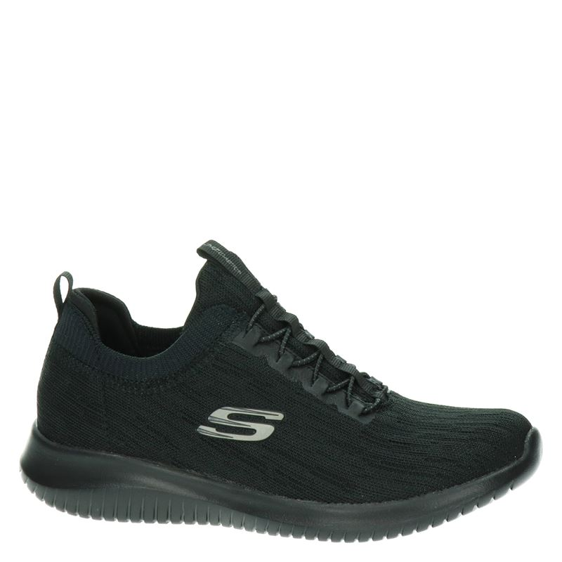 Skechers Ultra Flex - Lage sneakers - Zwart