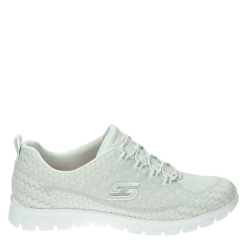 Skechers Flex - Lage sneakers - Wit